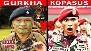 4 AKSI HEROIK PASUKAN ELITE INDONESIA YANG BUAT NEGARA LAIN MERINDING