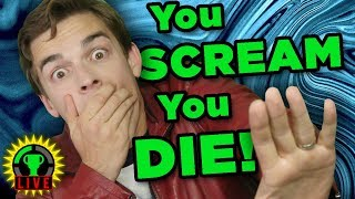 Our SCARIEST Challenge Yet!   Try Not To Scream VR Challenge