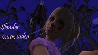 Slender man - Music Video [Sims 2 Machinima]