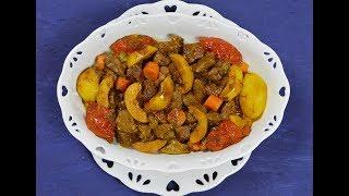 Tas Kabab طرز تهیه تاس کباب اصل