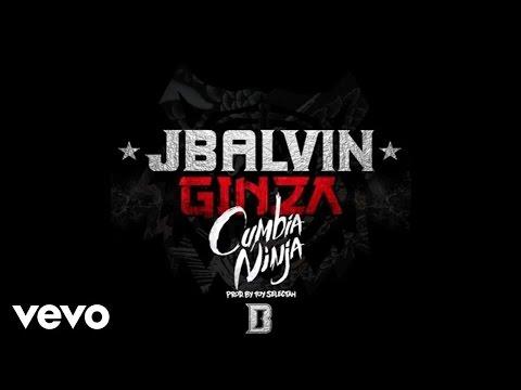 J. Balvin - Ginza (Audio/Cumbia Remix)