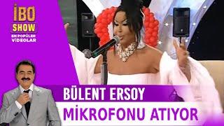 Bülent Ersoy Mikrofonu Atıyor (İbo Show 2007)