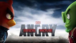 Angry Birds O Filme | Paródia Guerra Civil | 12 de maio nos cinemas