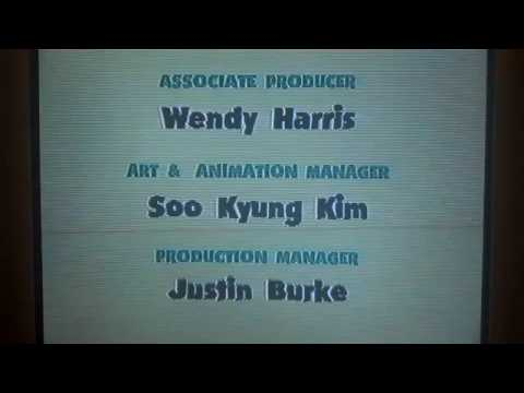 Closing Credits of Blue s Discoveries for Will