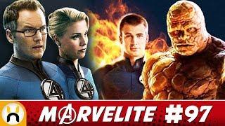 FOX Wants More Fantastic Four Reboots! | Marvelite #97