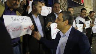 وقفة أمام «الصحفيين» تضامنا مع معتصمي «المصري اليوم»