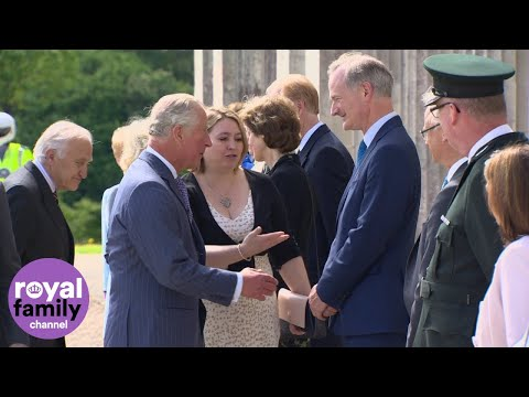 Xxx Mp4 Prince Charles And The Duchess Of Cornwall Attend Garden Party In Fermanagh 3gp Sex