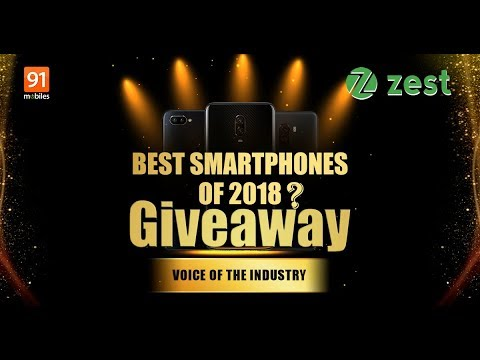 Xxx Mp4 Best Phone Of The Year 2018 Giveaway Vouchers 91mobiles Award Voice Of Industry Hindi हिन्दी 3gp Sex
