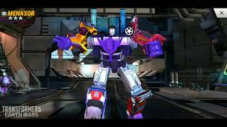 """Transformers Earth Wars : Two Combiners and """"A Team"""" #2"""