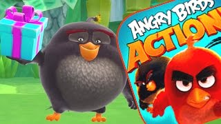 LEVELS 60 - 66 ANGRY BIRDS ACTION WALKTHROUGH- Brand New Angry Birds Movie Game (IOS/ANDROID)