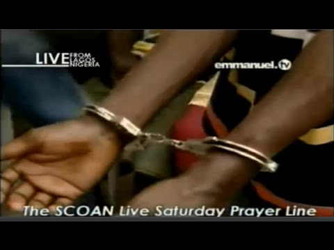 SCOAN 07/03/15: Live Saturday Prayer Line With TB Joshua (Part 1/4). Emmanuel TV