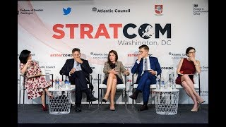 #StratCom: Panel III: Dark Forces: Exposing the Kremlin's Influence Operations