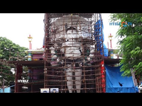 Xxx Mp4 Khairatabad Ganesh 2018 Idol Making Video 3gp Sex