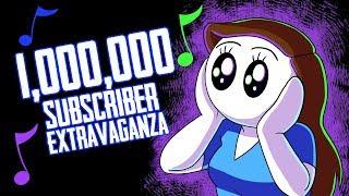 1,000,000 Subscribers Extravaganza!