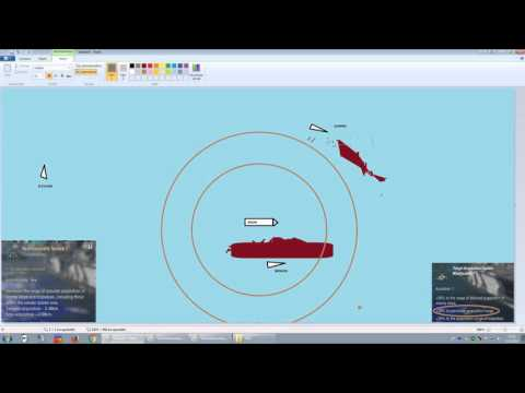 World of Warships: How does Hydroacoustic Search work?
