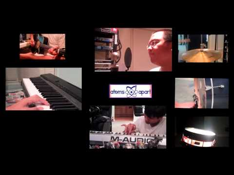 Atoms Apart Video Log 9-Cover of Addicted by Morgan Page featuring Greg Laswell