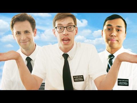 Mormon Missionary Problems