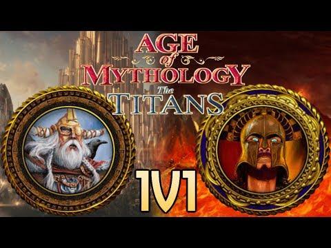 Age of Mythology Online - Part 3 - NEVER ENDING GAME