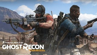 [PC] Ghost Recon Campaign!