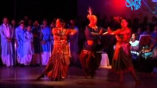 Rabindrasangeet - NRITYERO TALE TALE (Dance) choreographed by Swagatalakshmi Dasgupta