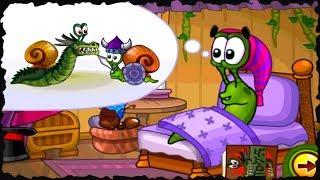 Snail Bob Fight Jungle Monster - children