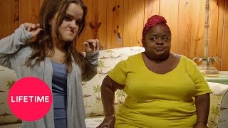 Little Women: Atlanta - Minnie Confronts Juicy (Season 2, Episode 3) | Lifetime