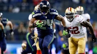 Marshawn Lynch Highlights