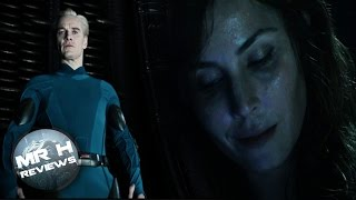 """Alien Covenant Prologue """"The Crossing"""" Breakdown - David & Shaw After Prometheus"""