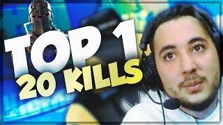MON RECORD DE KILL EN SOLO (Fortnite)