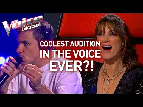 INCREDIBLE looping artist WINS The Voice | Winner's Journey #4