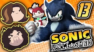 Sonic Unleashed: Goofy Rubbery Swingin' Arms - PART 13 - Game Grumps