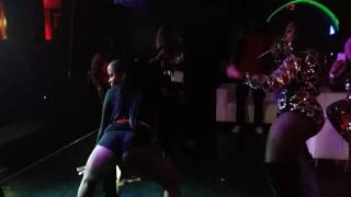SPICE LIVE @ THE WHITE HAUS NIGHT CLUB MISSISSAUGA (CANADA DAY 150th) 07/ 01 /17  Pt 1