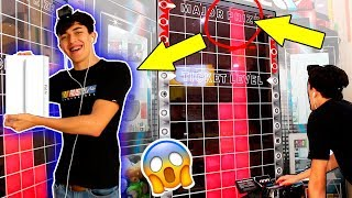 ¿GANE un iPad en una MAQUINA STACKER MACHINE GIGANTE? (Premio Mayor)
