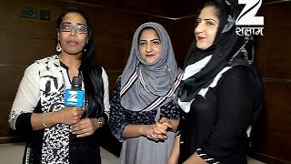 Ishtiyaq sisters interview with Jaspreet Zee Salaam