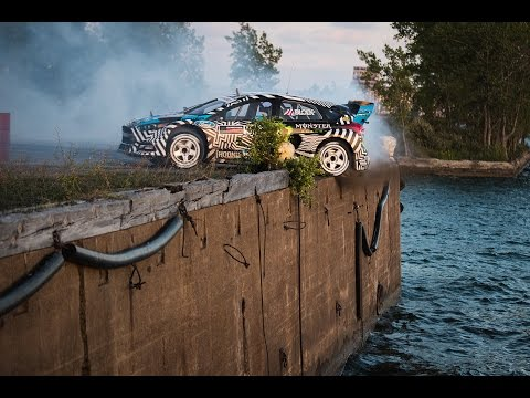 [HOONIGAN] Ken Block's GYMKHANA NINE: Raw Industrial Playground
