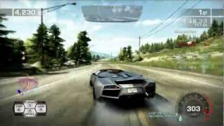 "Need for Speed: Hot Pursuit - Online Exotic Pursuit - ""End of the Line"""
