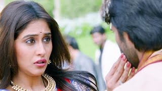 Subramanyam For Sale Comedy Scenes - Wife and Husband Contest - Sai Dharam Tej, Regina Cassandra