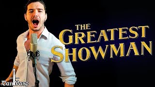 """""""Never Enough"""" Male Cover - THE GREATEST SHOWMAN"""