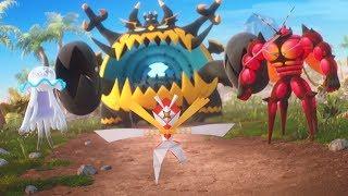 UK: Pokémon TCG: Sun & Moon—Crimson Invasion Expansion