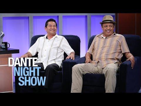 Mike Gómez & Paul Rodríguez dos grandes del cine y la televisión – Dante Night Show