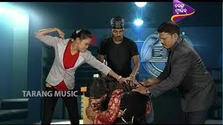 CID | Odia Comedy Video | Pragyan as Gunda Part 2 | Tarang Music