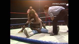 Andre the Giant tag vs. The Funks - March 23, 1986