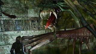 Final Fantasy 15: Daemonwall Boss Fight (1080p 60fps)