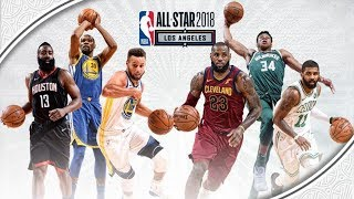 2018 NBA ALL STAR GAME THOUGHTS