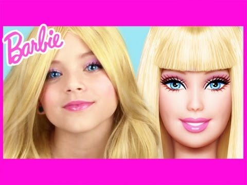 Barbie Makeup Tutorial!  |  KittiesMama & NaturesKnockout Collab