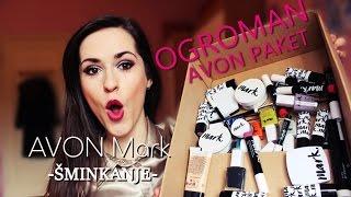 OGROMAN AVON PAKET: Novi Avon Mark proizvodi - šminkanje IThePSara