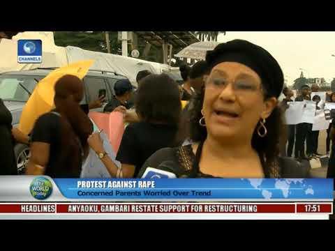 Concerned Parents Worried Over Trend Of Rape In Nigeria
