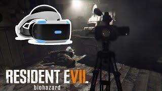 تجربة نظارة العالم الافتراضي على ريزدنت ايفل 7!!  Resident Evil 7 VR
