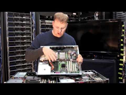 Intel Xeon 1U $99 Server With Cd
