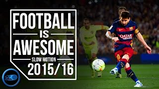 Football is Awesome - Slow Motion (HD) [Special]